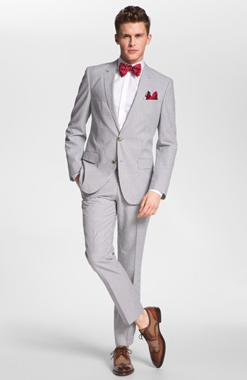 Man Of The Moment: Seersucker Suit | How Do *I* Wear This